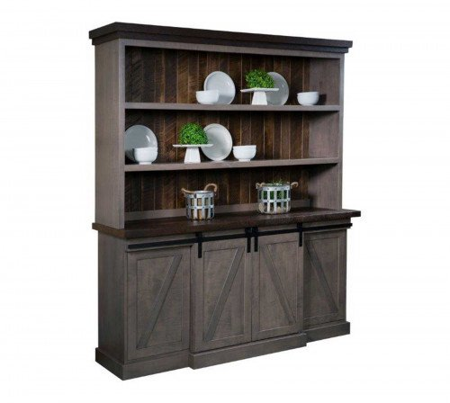 The Avalon Open Hutch From Signature Fine Furnishings