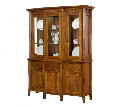 The Candice 3-door Hutch From Signature Fine Furnishings