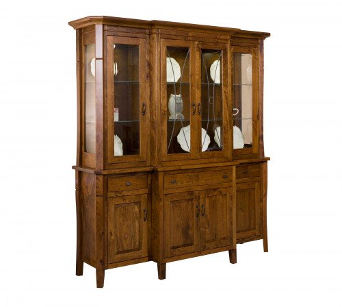 The Candice 4-door Hutch From Signature Fine Furnishings