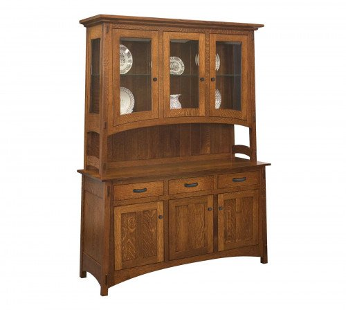 The Colbran 3-door Hutch From Signature Fine Furnishings