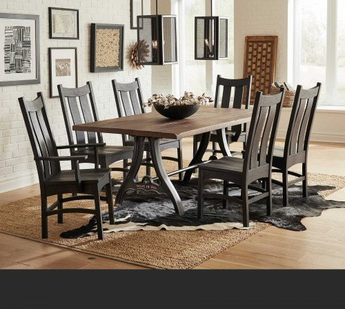 The Country Shaker Setting From Signature Fine Furnishings