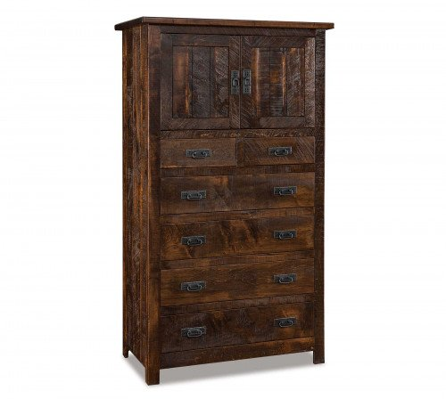 The Dumont Chest Armoire From Signature Fine Furnishings