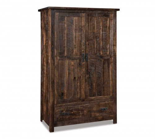 The Dumont Wardrobe Armoire From Signature Fine Furnishings
