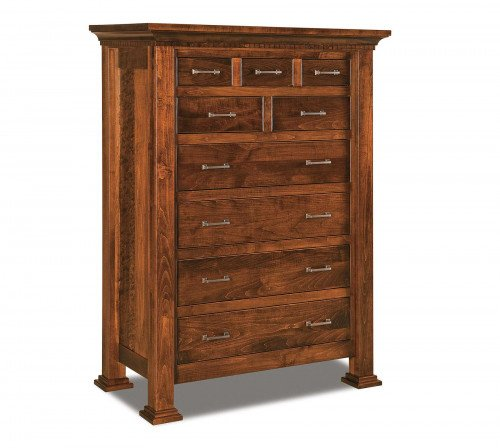 The Empire 9 drawer Chest From Signature Fine Furnishings