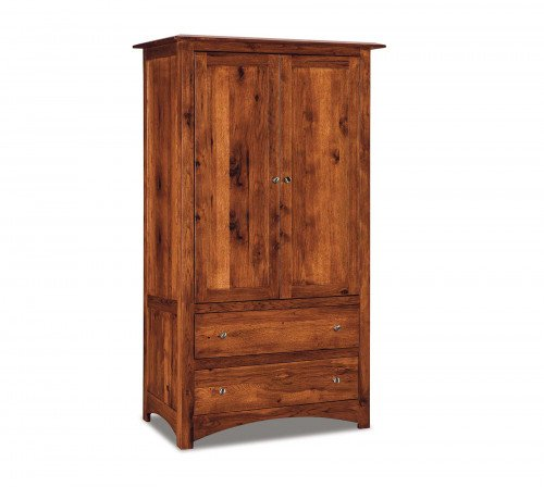 The Finland 2-drawer Armoire From Signature Fine Furnishings
