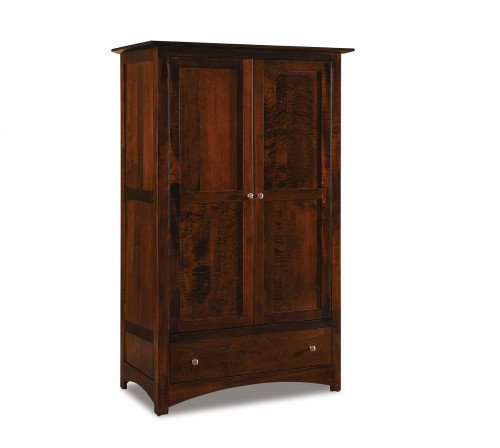 The Finland Wardrobe Armoire From Signature Fine Furnishings