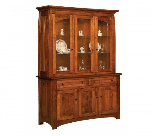 The Henderson Hutch From Signature Fine Furnishings