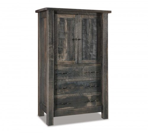 The Houston 3 drawer Armoire From Signature Fine Furnishings