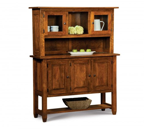 The Montego Hutch From Signature Fine Furnishings