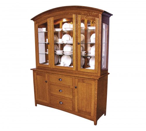 The Olde Century Hutch From Signature Fine Furnishings