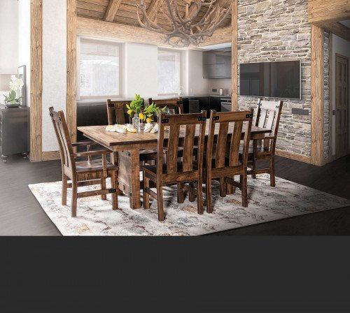 The Orewood Setting From Signature Fine Furnishings