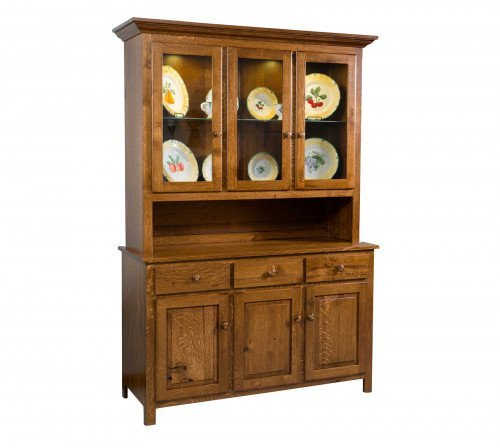 The Shaker Hutch From Signature Fine Furnishings