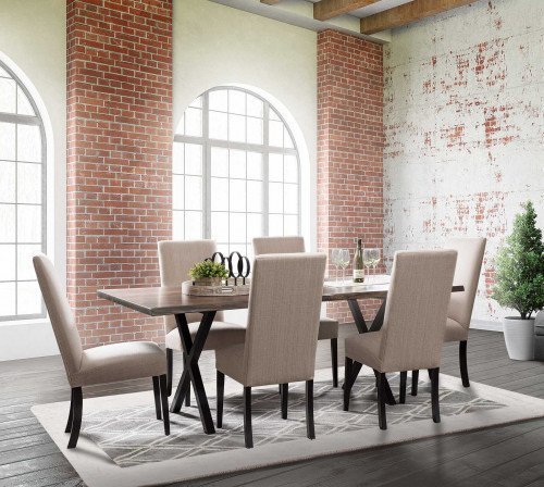 The Xavier Setting From Signature Fine Furnishings