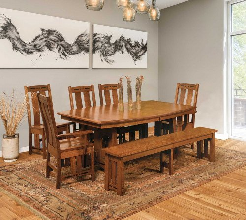 The Colebrook Setting From Signature Fine Furnishings