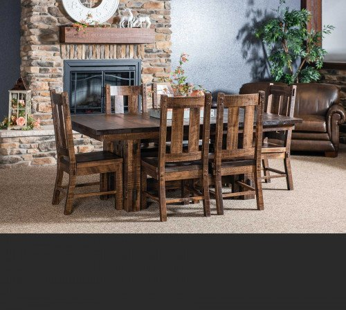 The El Paso Setting From Signature Fine Furnishings