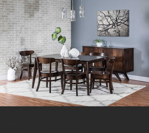 The West Newton Setting From Signature Fine Furnishings